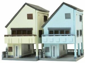 Tomytec (Building 016-4) Narrow House A4 (N scale)