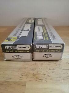 Wrenn Loco/Train Die Cast Boxed Vintage W2226/W2241