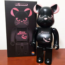 Medicom 400% Bearbrick ~ Happy Halloween 2016 Be@rbrick GID Red (Japan Ver)