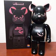 Medicom 400% Bearbrick ~ Happy Halloween 2016 Be@rbrick GID Red (Japan Ver)