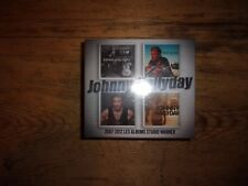 "Coffret 4 CD neuf (scellé) Johnny HALLYDAY ""2007-2012 Album Warner"" + 1 Poster"