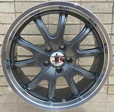 """4 New 18"""" Wheels Rims for Ford Crown Victoria Mustang Ranger Mazda B Series 4001"""