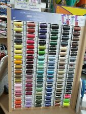 108 Polyester 200m Sewing Threads. Sewing Machine And Hand Sewing Threads