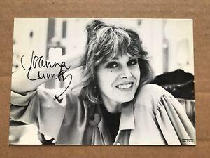 Joanna Lumley signed 6x4 photo