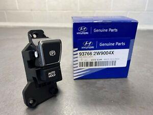 Hyundai Santa Fe Electric Parking Brake Switch / EPB 937662W9004X