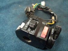 Left Switch & Choke Lever Assy 1994 Yamaha Virago XV750 XV 750