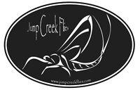 Jump Creek Flies Mayfly Fly Fishing Decal - Sticker
