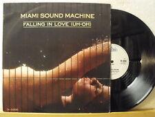 "12"" Maxi - MIAMI SOUND MACHINE - Falling In Love - Conga (Stronga-Conga-Remix)UK"