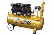 LEISE kompressor ÖLFREI LUFTKOMPRESSOR Silent EXC 50L 67dB 220L/M 8B 230V 1200W