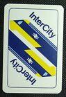 1 x Joker playing card single swap Train InterCity ZJ1773