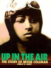 Up in the Air: The Story of Bessie Coleman (Trailblazer Biographies)-ExLibrary