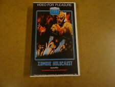 VHS VIDEO CASSETTE / ZOMBIE HOLOCAUST