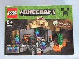 LEGO Minecraft 21119 The Dungeon (Sealed Box)