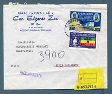 ETIOPIA - 1967 - Lettera (Yv. 481 e 492)