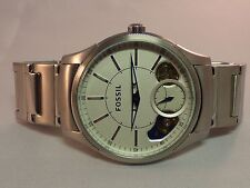 FOSSIL MEN'S MECCANICO TWIST LUXURY COLLECTION WATCH ME9033