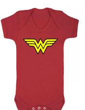 Vestiti e abbigliamento casual rosso per bambina da 0 a 24 mesi 100% Cotone