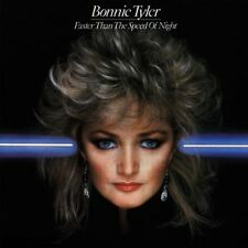 Bonnie Tyler - Faster Than The Speed Of Night - UK CD album 1983