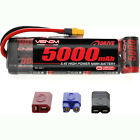 Venom 5000mAh 8.4v 7-cell NiMH Battery Pack w/Universal Plug System VEN1527-7
