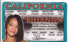 Rihanna of We Found Love Diamonds Drivers License Chris Brown 's girlfriend