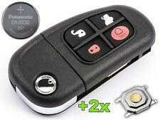 Nuevo controlador de entrada de claves remoto FOB Jaguar x300 XJ6 XJR XJ12 DBC11512 id13 Chip