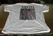 More details for nirvana sliver original xl vintage rock punk  t-shirt