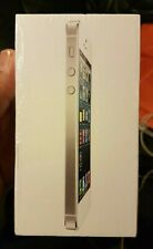 New SEALED Apple iPhone 5 White 32GB Unactivated Unlocked UK Model - Collectors