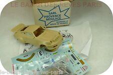 PROVENCE MOULAGE  Kit  résine PORSCHE MONTE CARLO 1978  échelle 1/43