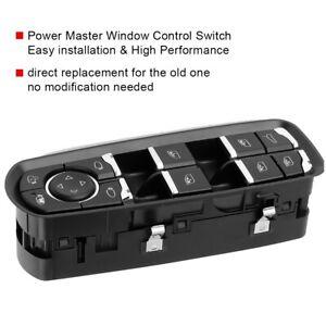 Power Master Window Switch 7PP-959-858-M-DML For Porsche Cayenne Panamera2011-16