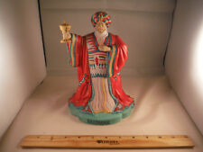 """Christmas Nativity King Baltasar """"It Came Upon A Midnite Clear"""" Music Box"""