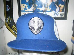 NEW LAS VEGAS 51s SYNDERGAARD #34 ALIEN BASEBALL HAT CAP ADULT ONE SIZE MLB MILB