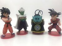 Dragon Ball Kai Dbz Banpresto 2009 WCF Figure Toy LOT King Kai Piccolo Yamcha