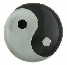Yin and Yang Symbol Metal Belt Buckle