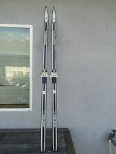 "Summit XC Cross Country Skis 70"" 180 cm Summit Bindings Nordic Norm Med 75mm"