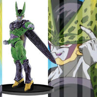 Collections Anime Figure Jouets Dragon Ball Z Cell Figurine Statues 22cm