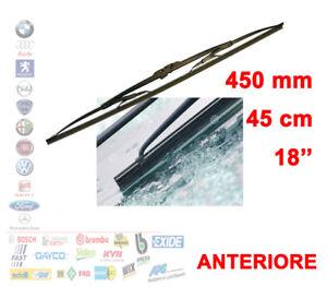 SPAZZOLA TERGICRISTALLO ANTERIORE UNIVERSALE 450 mm 45 CM 18'' ST18CM45