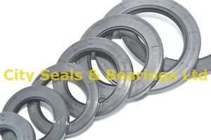 """OIL SEAL (ROTARY SHAFT) IMPERIAL 3/8"""" SHAFT CHOOSE YOUR SIZE"""