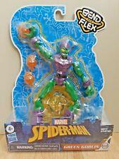 Bend and Flex Marvel Spider-Man Green Goblin Figure New