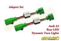 Audi A5 Sportback Cabrio 2x semi Dynamischer LED Blinker Dynamic LED Plug&play
