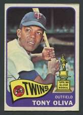 1965 Topps #340 Tony Oliva NM/NM+ Twins 25997