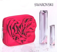 Swarovski Aura 30 ml EDT Spray refillable & 5 ml EDT Spray refillable & Pouch