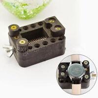 Gehäuseöffner Uhrenöffner Uhrmacher Werkzeug Uhr Deckel Öffner Reparatur schwarz