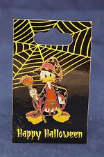 DONALD DUCK SORCERER PIN Halloween 2006 Wizard Disney Disneyland Merlin DLR NEW
