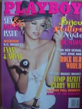 BIJOU PHILLIPS 4/00 Playboy BRANDE RODERICK