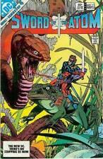 Sword of the Atom # 1 (of 4) (Gil Kane) (USA, 1983)