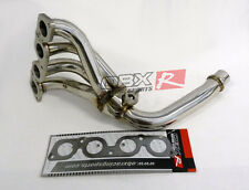 OBX Exhaust Header 98 99 00 01 Toyota Corolla 1.8L All Models VE CE LE and S