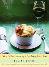 The Pleasures of Cooking for One : A Cookbook by Judith Jones (2009, Hardcover)L