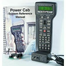 NCE Power Cab Complete DCC Starter System ~ UK Edition ~ 5240042