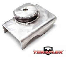 "TeraFlex Front Axle Spring Pad - Passenger Side For 3"" Axle Tube Dana 44 / 60 TJ"