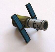 """Hubble Space Telescope 2 1/8"""" Inch Rare Mini Model, NASA Space Explorers"""