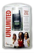 Ready Mobile PCS Unlimited Prepaid Phone - Sanyo 2300/2400 Ready Mobile (Black)